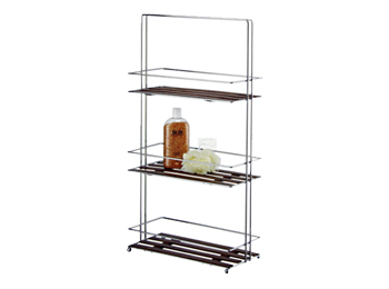 3 tier bathroom stand