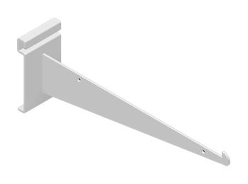 Metal Shelf Support Brackets