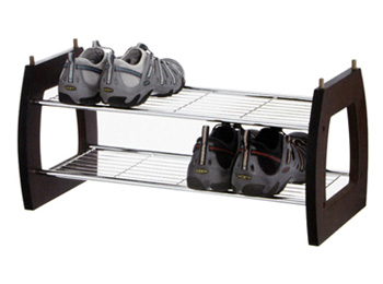 stackable shoe shelf