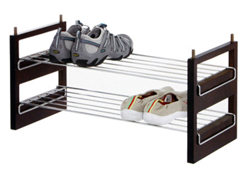 small shoe rack