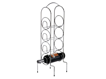 narrow wine rack,