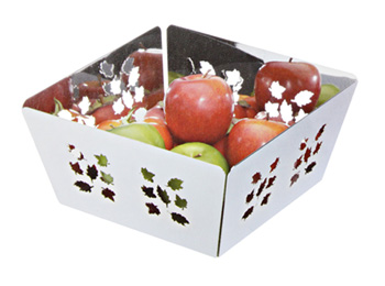 countertop fruit stand