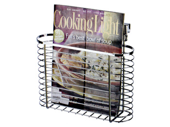 kitchen cookbook holder
