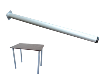 tall table legs