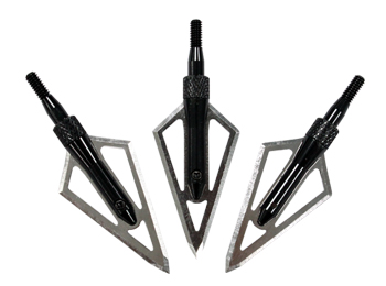 2 blade fixed broadheads