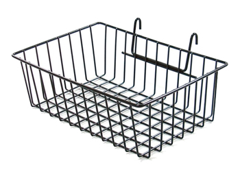 small wire storage baskets