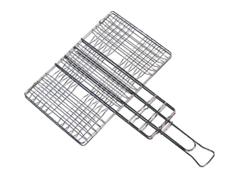 hamburger grill basket