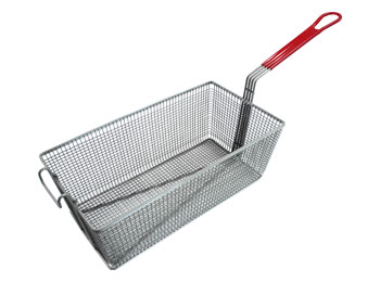 wire basket for frying