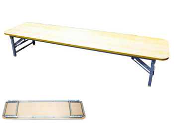 rectangle foldable table