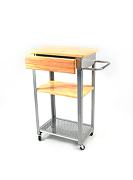Kitchen Serving Trolley Cart