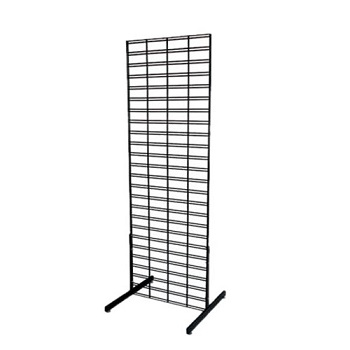 slat grid display