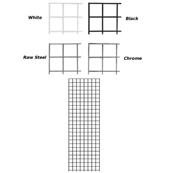 Wire Mesh Grid Panel