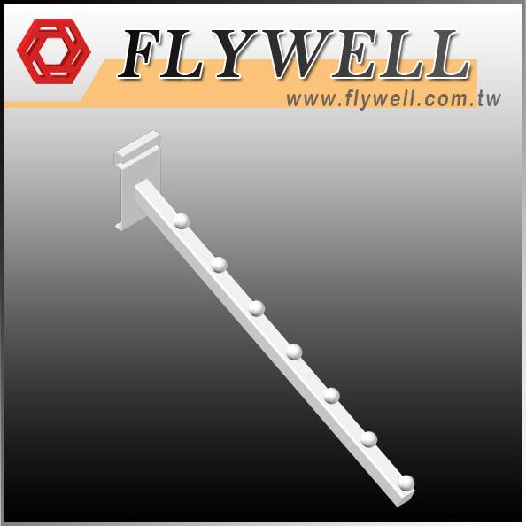 Gridwall 7 Ball Waterfall Hanger Hook