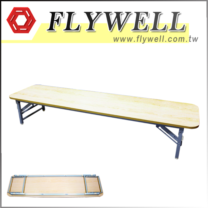 conference tables unfold and fold