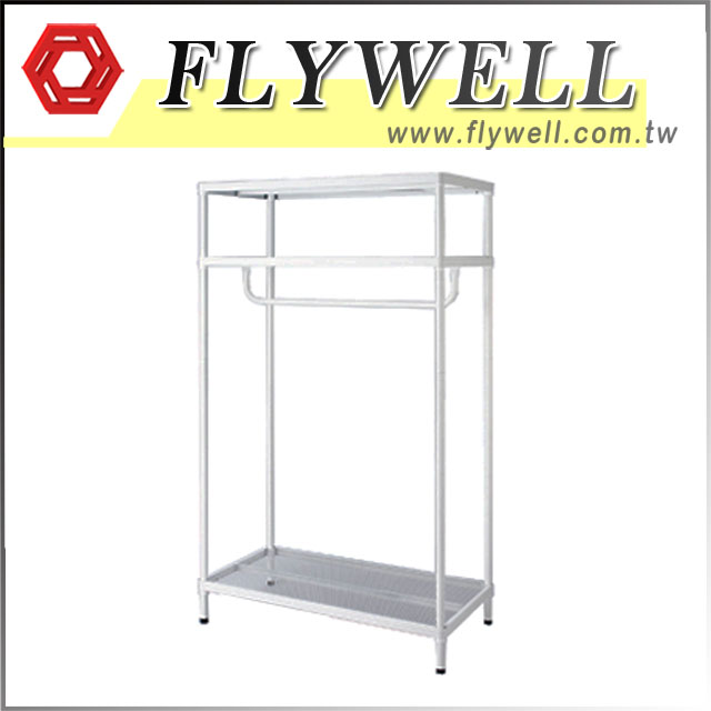 Closet Organizer Garment Shelving Unit