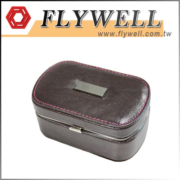 Handmade Leatherette Jewelry Box