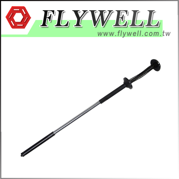 Black Flexible 3 Claw Pick Up Tool