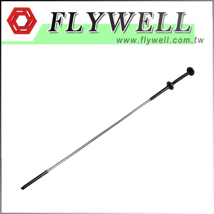 Black Long Steel Flexible Grabber Tool