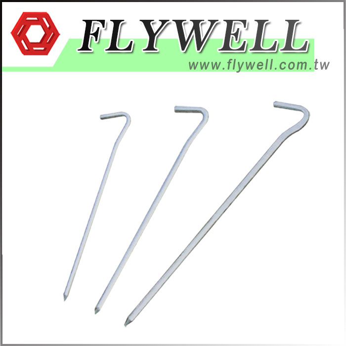 Metal Steel Tent Stakes for camping