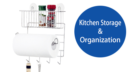 Kitch Storage and Organization